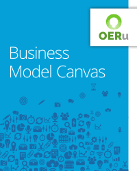 OERu BusinessModel Canvas Cover