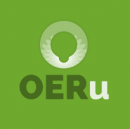 OERu Logo acronym bottom green